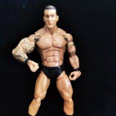 Figuras y Muñecos Pressing Catch: RANDY ORTON - FIGURA DELUXE ELITE - PRESSING CATCH - WWF WWE - JAKKS 2005-. Lote 204254556