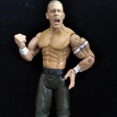 Figuras y Muñecos Pressing Catch: JOHN CENA - - PRESSING CATCH - WWF WWE - JAKKS 2003-. Lote 204254796
