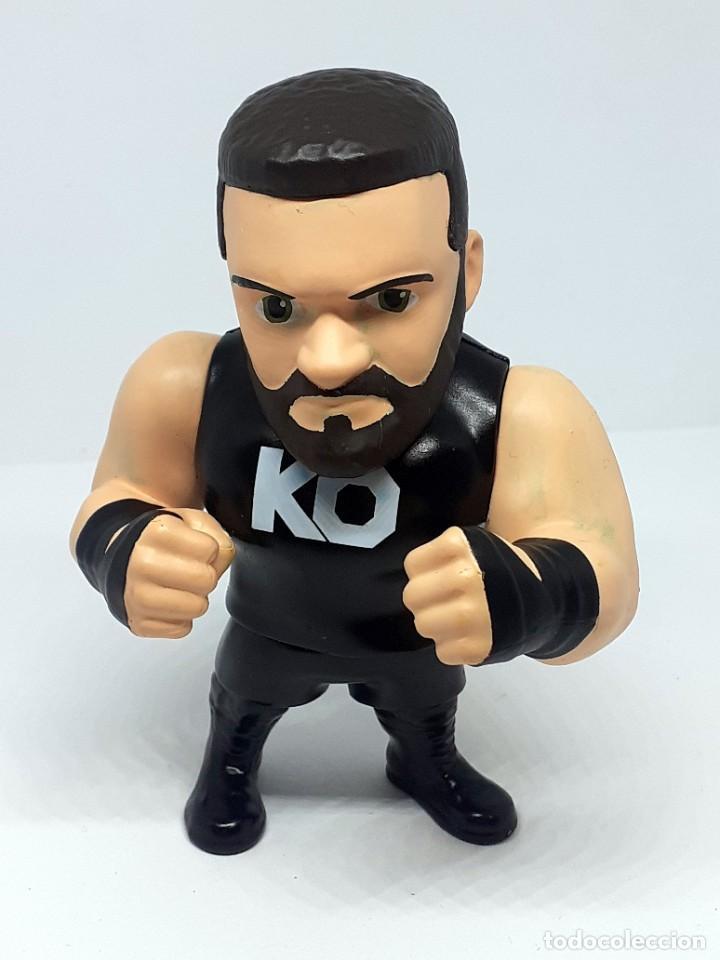 "JADA 4"" METALS - WWE - KEVIN OWENS.MATERIAL : DIECAST METAL WITH SOME PLASTIC PARTS.PRESSING CATCH. (Juguetes - Figuras de Acción - Pressing Catch)"
