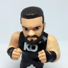 "Figuras y Muñecos Pressing Catch: JADA 4"" METALS - WWE - KEVIN OWENS.MATERIAL : DIECAST METAL WITH SOME PLASTIC PARTS.PRESSING CATCH.. Lote 205286625"