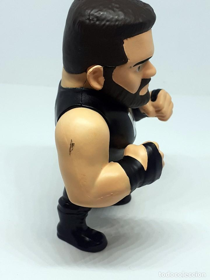 """Figuras y Muñecos Pressing Catch: Jada 4"""" METALS - WWE - KEVIN OWENS.Material : Diecast metal with some plastic parts.Pressing catch. - Foto 3 - 205286625"""