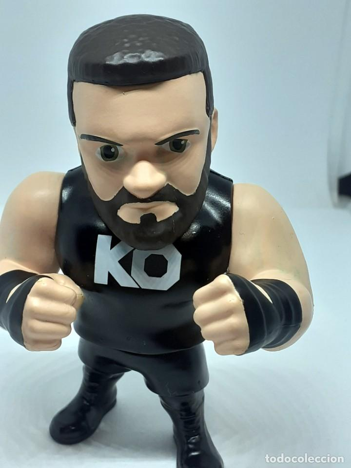"""Figuras y Muñecos Pressing Catch: Jada 4"""" METALS - WWE - KEVIN OWENS.Material : Diecast metal with some plastic parts.Pressing catch. - Foto 5 - 205286625"""