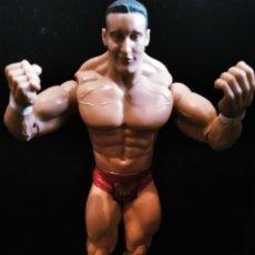 Figuras y Muñecos Pressing Catch: CANDADO MASTERS - PRESSING CATCH - WWF WWE - JAKKS -. Lote 205651128