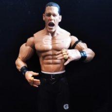 Figuras y Muñecos Pressing Catch: JOHN CENA - PRESSING CATCH - WWF WWE - JAKKS -. Lote 205651206