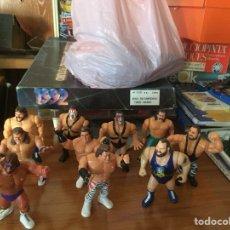 Figuras y Muñecos Pressing Catch: WWF PRESSING CATCH. Lote 205746758