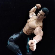 Figuras y Muñecos Pressing Catch: EVAN BOURNE - FIGURA DELUXE ELITE - PRESSING CATCH - WWF WWE - JAKKS 2005-. Lote 207527180
