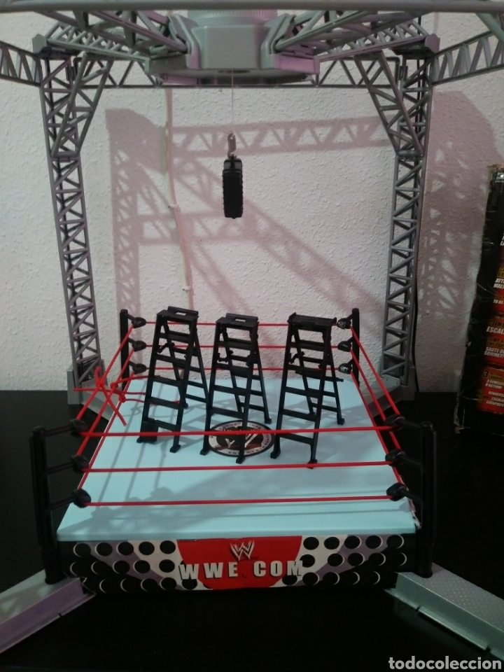 Figuras y Muñecos Pressing Catch: RING PRESSING WWE. - Foto 3 - 208981978