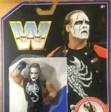 Figuras y Muñecos Pressing Catch: STING - WWF RETRO SERIES AÑO 2017. Lote 209186200