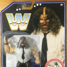 Figuras y Muñecos Pressing Catch: MANKIND - WWF RETRO SERIES 2017. Lote 209315935