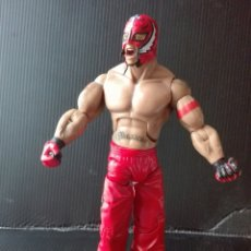 Figuras y Muñecos Pressing Catch: MEXICAN -PRESSING CATCH- WWE 2005- JAKKS -18CM -FIGURA DE COLECCION. Lote 209651870