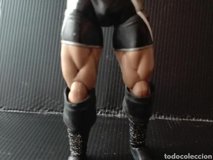 Figuras y Muñecos Pressing Catch: MVP- PRESSING CATCH- WWE -2005 -JAKKS- 18cm -FIGURA DE COLECCION - Foto 7 - 209652793