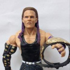 Figuras y Muñecos Pressing Catch: JEFF HARDY FIGURA WWE JAKKS PACIFIC 2003. Lote 210312213