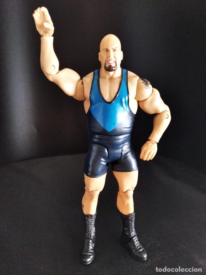 BIG SHOW - WWE - MATTEL - PRESSING CATCH - (Juguetes - Figuras de Acción - Pressing Catch)