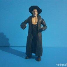 Figuras y Muñecos Pressing Catch: FIGURA EL ENTERRADOR DE PRESSING CATCH. WWE JAKKS PAAFIES 2004. Lote 215398733