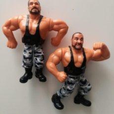 Figurines et Jouets Pressing Catch: SACAMANTECAS WWF PRESSING CATCH HASBRO WWE. Lote 216347461