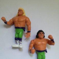 Figurines et Jouets Pressing Catch: ROCKEROS WWF PRESSING CATCH HASBRO WWE. Lote 216351927