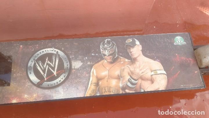 Figuras y Muñecos Pressing Catch: PATINETE PRESSING CATCH GIOCHI PREZIOSI WWE John Cena,Rey Misterio - Foto 3 - 216582287