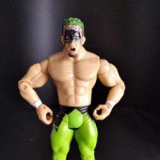 Figuras y Muñecos Pressing Catch: THE HURRICANE - FIGURA PRESSING CATCH - WWE WWF - JAKKS. Lote 218014068
