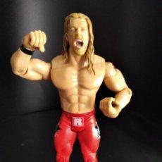 Figuras y Muñecos Pressing Catch: EDGE - PRESSING CATCH - WWF WWE ECW- JAKKS-. Lote 218014940