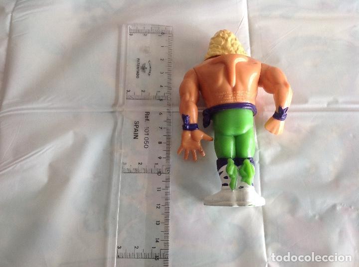 Figuras y Muñecos Pressing Catch: FIGURA WWE TITÁN SPORT 1991 - Foto 2 - 219082100