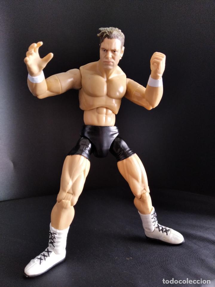 BILLY GUNN - FIGURA DELUXE ELITE - PRESSING CATCH - WWF WWE - JAKKS - (Juguetes - Figuras de Acción - Pressing Catch)