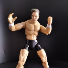 Figuras y Muñecos Pressing Catch: BILLY GUNN - FIGURA DELUXE ELITE - PRESSING CATCH - WWF WWE - JAKKS -. Lote 220494436