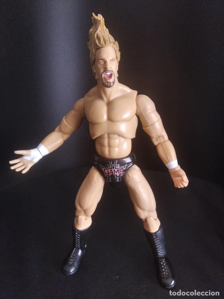 Figuras y Muñecos Pressing Catch: TRIPLE H - FIGURA DELUXE ELITE - PRESSING CATCH - WWF WWE - JAKKS - - Foto 2 - 221546225