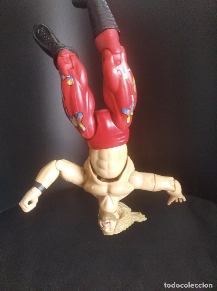 Figuras y Muñecos Pressing Catch: CHRIS JERICHO - FIGURA DELUXE ELITE - PRESSING CATCH - WWF WWE - JAKKS - - Foto 5 - 221547101