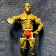 Figuras y Muñecos Pressing Catch: MUÑECO 2004 WWE JAKKS PACIFIC INC 18,5CMS. Lote 222023037