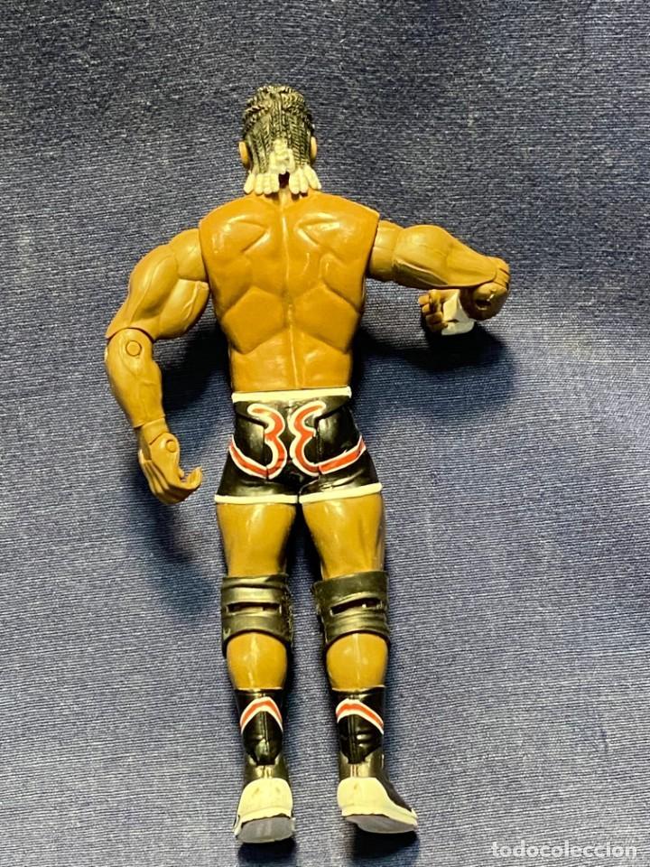 Figuras y Muñecos Pressing Catch: MUÑECO 2004 WWE JAKKS PACIFIC INC 18,5CMS - Foto 8 - 222023037