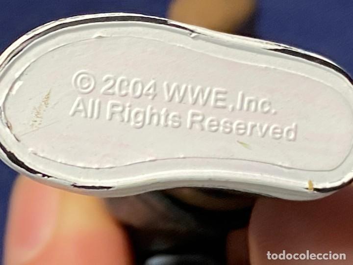 Figuras y Muñecos Pressing Catch: MUÑECO 2004 WWE JAKKS PACIFIC INC 18,5CMS - Foto 9 - 222023037
