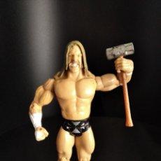 Figuras y Muñecos Pressing Catch: TRIPLE H - PRESSING CATCH - WWE, WWF, JAKKS -. Lote 222150525