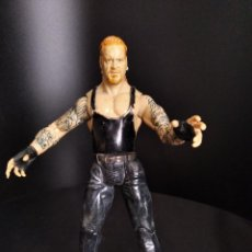 Figuras y Muñecos Pressing Catch: EL ENTERRADOR - UNDERTAKER- PRESSING CATCH - WWE WWF JAKKS. Lote 226578045