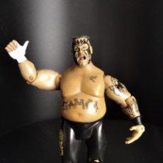 Figuras y Muñecos Pressing Catch: UMAGA - PRESSING CATCH - WWF WWE ECW - JAKKS -. Lote 228929720