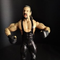 Figuras y Muñecos Pressing Catch: EL ENTERRADOR - UNDERTAKER- PRESSING CATCH - WWE WWF JAKKS. Lote 228931040