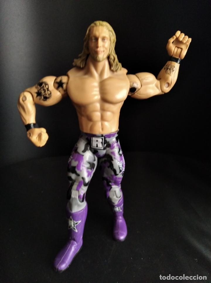 EDGE - PRESSING CATCH - WWE WWF JAKKS (Juguetes - Figuras de Acción - Pressing Catch)