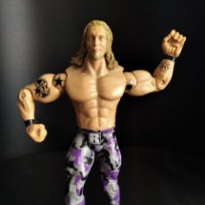 Figuras y Muñecos Pressing Catch: EDGE - PRESSING CATCH - WWE WWF JAKKS. Lote 228931246