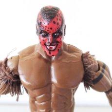 Figuras y Muñecos Pressing Catch: FIGURA ACCIÓN WWE WWF BOOGEYMAN PRESSING CATCH LUCHADOR. Lote 230625320