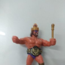 Figuras y Muñecos Pressing Catch: WWWF KING. Lote 232025635