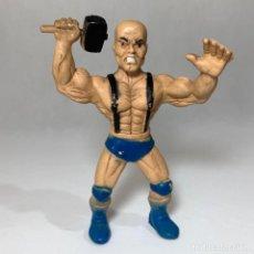 Figuras y Muñecos Pressing Catch: BOOTLEG THOR MARTILLO KARATE GALAXY FIGHTER LUCHADOR PRESSING CATCH WRESTLING FEDERATION WWE - 15CM. Lote 232692175