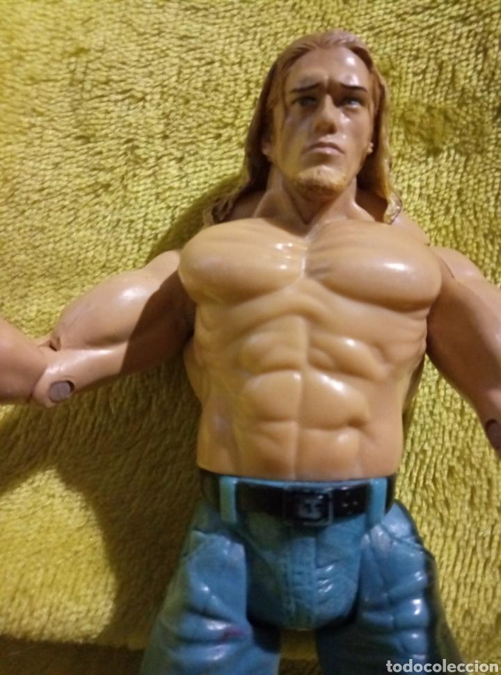 Figuras y Muñecos Pressing Catch: WWF Titán Tron 1999 Jakks pacific - Foto 2 - 233547710