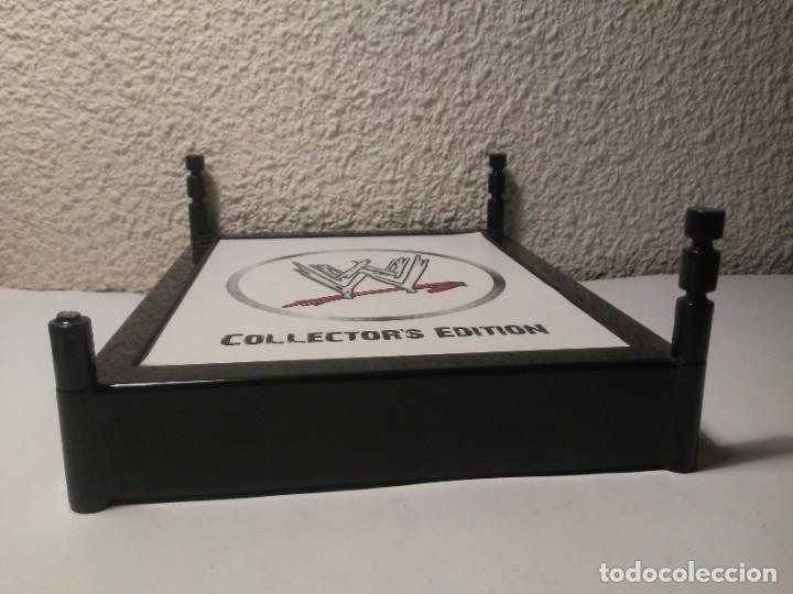 Figuras y Muñecos Pressing Catch: Ring de lucha libre para figuras Pressing Catch W Wrestling Collectors Edition - Foto 5 - 233724620
