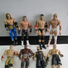 Figuras y Muñecos Pressing Catch: MUÑECOS WWE. Lote 234042410