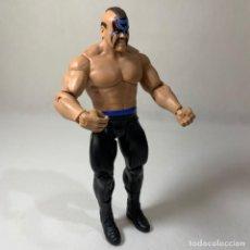 Figuras y Muñecos Pressing Catch: FIGURA LUCHADOR WWE - ROAD WARRIOR ANIMAL - PRESSING CATCH - MATTEL - AÑO 2013 - 17 CM. Lote 234943275
