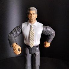 Figuras y Muñecos Pressing Catch: VINCE MCMAHON - PRESSING CATCH - WWE WWF - JAKKS. Lote 235061240