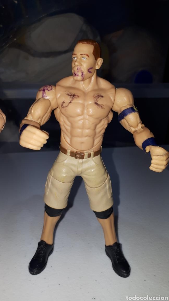 Figuras y Muñecos Pressing Catch: Lote 4 figuras articuladas WWE 2011 2013 2014 - Foto 3 - 235463650