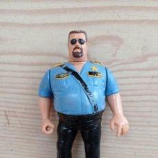 Figuras y Muñecos Pressing Catch: FIGURA POLI LOCO BIG BOSSMAN WWF WWE PRESSING CATCH - HASBRO. Lote 235783720