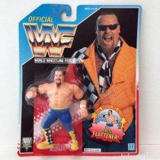 Figuras y Muñecos Pressing Catch: HASBRO WWF JIM THE ANVIL NEIDHART. PRESSING CATCH. VINTAGE AÑO 1.992 NUEVO.. Lote 254351100