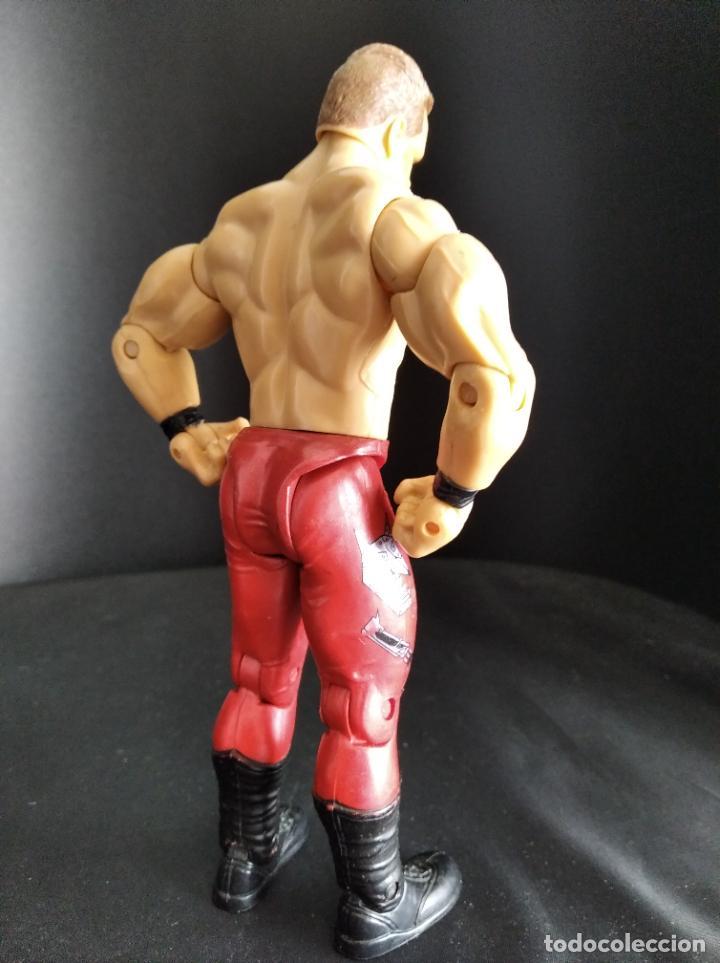 Figuras y Muñecos Pressing Catch: BENOIT - PRESSING CATCH - WWE WWF WCW- JAKKS - Foto 2 - 242116915