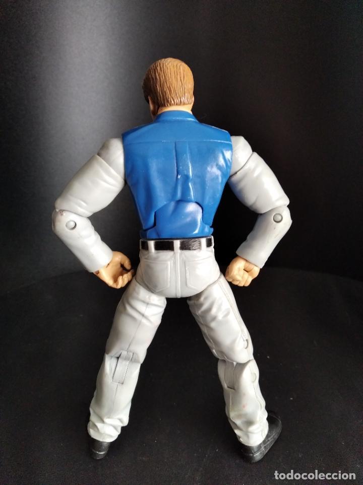 Figuras y Muñecos Pressing Catch: JBL COMENTARISTA, FIGURA DELUXE ELITE - PRESSING CATCH - WWE WWF - JAKKS - Foto 3 - 242118495